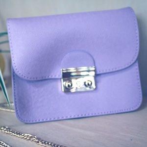Mini Crossbody Handbag - Vegan